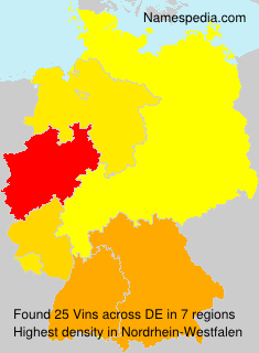 Vins - Germany