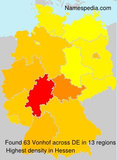 Vonhof