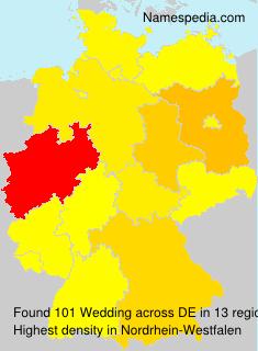 Wedding - Germany