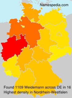 Weidemann - Germany