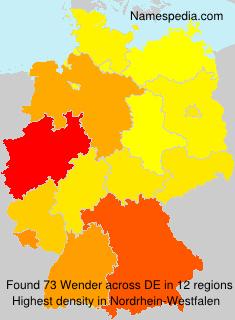 Wender - Germany