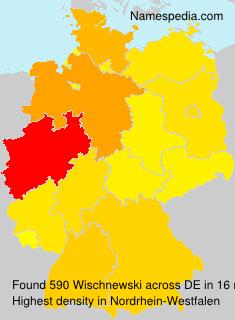 Familiennamen Wischnewski - Germany