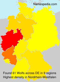 Wolfs - Germany