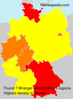 Wrangel - Germany