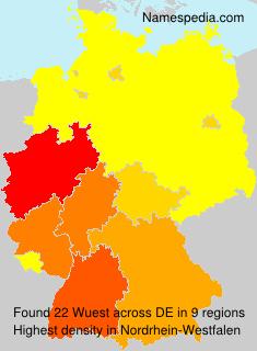 Wuest - Germany