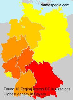 Zeqiraj - Germany