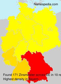 Zinsmeister