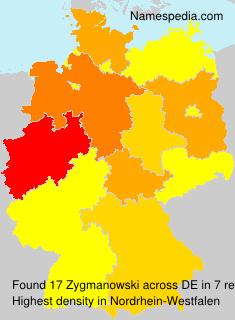 Zygmanowski - Germany