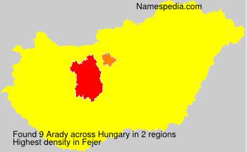 Arady