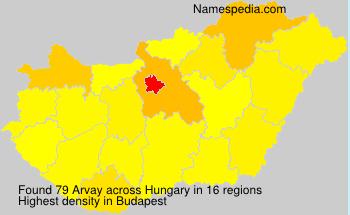 Arvay