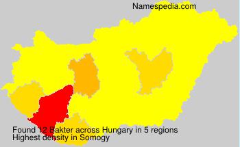 Bakter - Hungary
