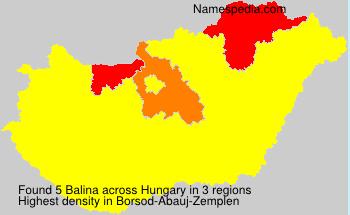 Balina - Hungary