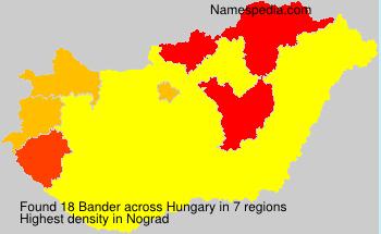 Bander - Hungary