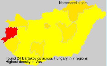 Bartakovics