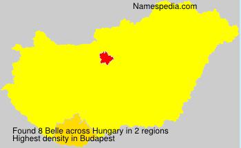 Belle - Hungary