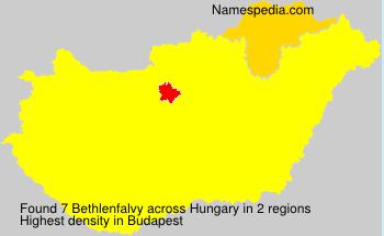 Bethlenfalvy