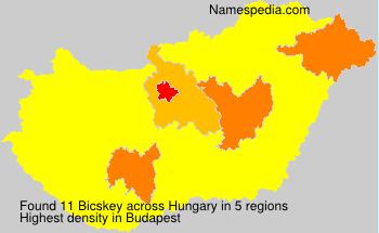 Bicskey - Hungary