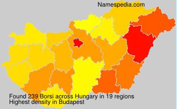 Borsi - Hungary