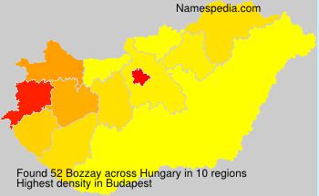 Bozzay