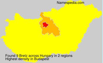 Bretz - Hungary