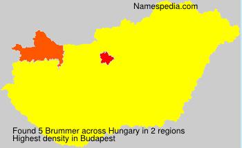 Brummer - Hungary