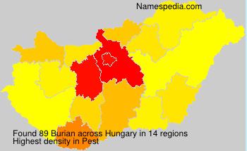 Burian - Hungary