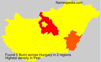 Burin - Hungary