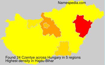 Czentye
