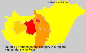 Ehmann - Hungary
