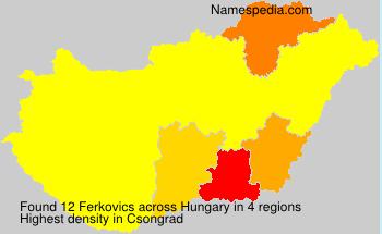Ferkovics