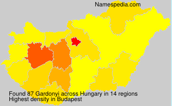 Gardonyi