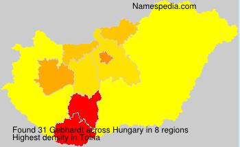 Gebhardt - Hungary