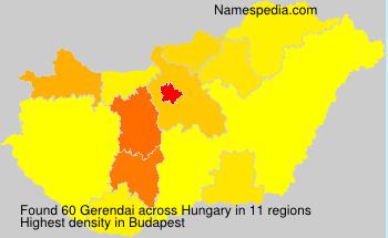 Gerendai - Hungary