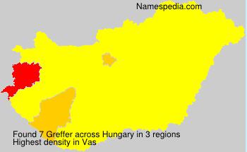 Greffer - Hungary