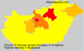 Gronas