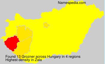 Grozner