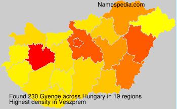 Gyenge - Hungary
