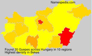 Gyepes - Hungary
