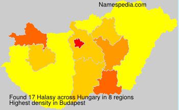 Halasy