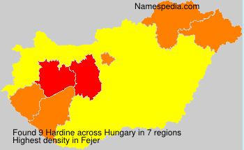 Hardine