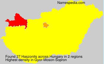 Haszonits