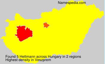 Hettmann - Hungary