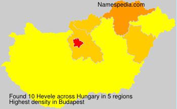 Hevele