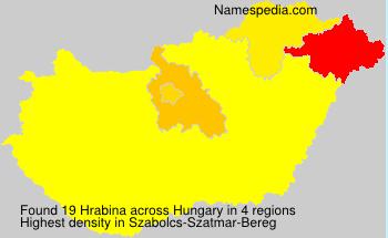 Hrabina - Hungary
