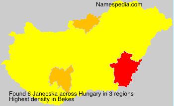Janecska