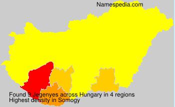 Jegenyes - Hungary