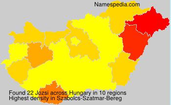 Jozsi - Hungary