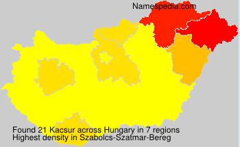 Kacsur
