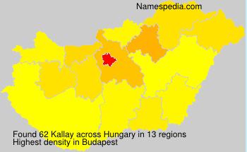 Kallay - Hungary