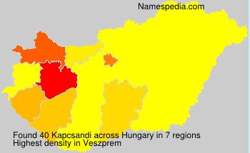 Kapcsandi